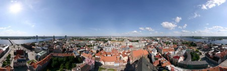 Vecriga.Info – Multimedia Virtual Tour of Old Riga