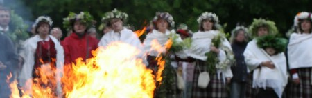 Traditional Summer Solstice Celebration at Turaida