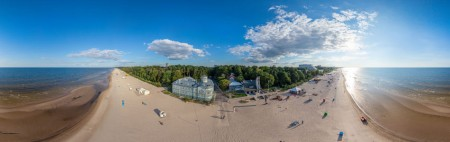 Jūrmala Resort 360° Aerial Virtual Tour